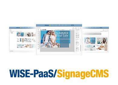 WISE-PaasSignageCMS