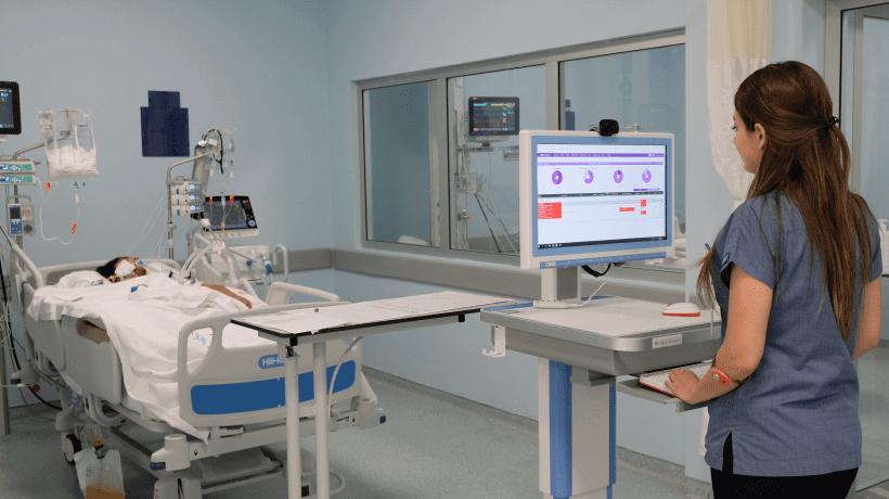 Ceiba Adopts Advantech's AMiS Medical Cart to Improve Telemedicine Efficacy