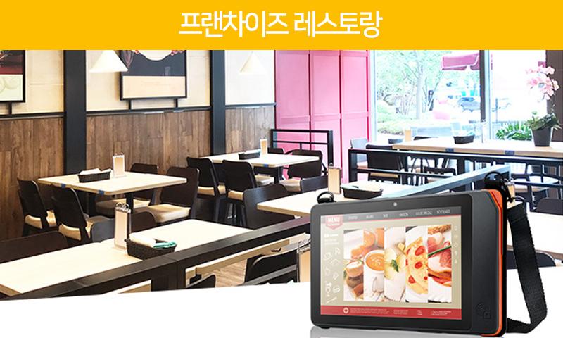중국의 유명한 프랜차이즈 레스토랑
