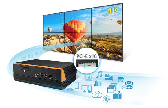 DS-980-Advanced Digital Signage Solutions