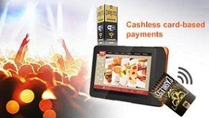 PayinTech Develops Advantech Mobile POS Solution for Cashless Payment Service