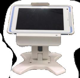 """8"""" LCD Panel Display"""