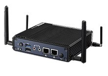 Multiple I/O IoT Gateway UTX-3115