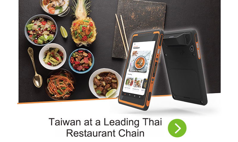 Taiwan at a Leading Thai Restaurant Chain